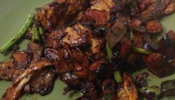 New cookbook new vegan recipes to try understanding alice vegan street food kotthu parotta forumfinder Image collections