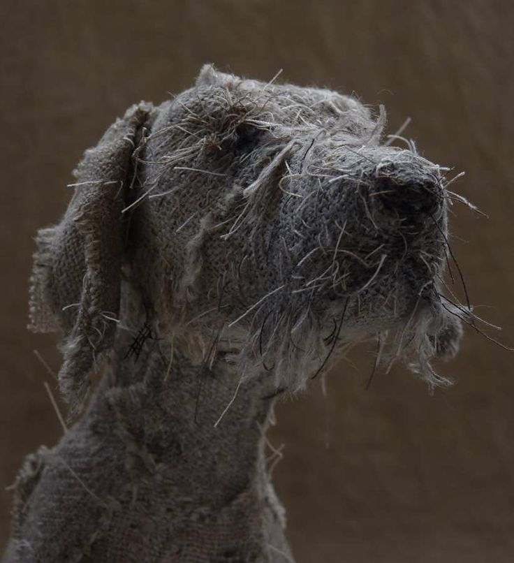 dog scuptures Helen Thompson 3